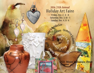 2016 HOliday Art Faire
