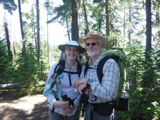 Waldo Lake Hike